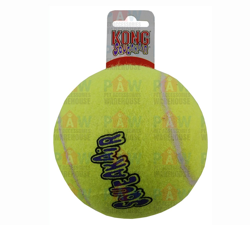 Kong Air Dog Squeaker Tennis Balls Extra Large - Single