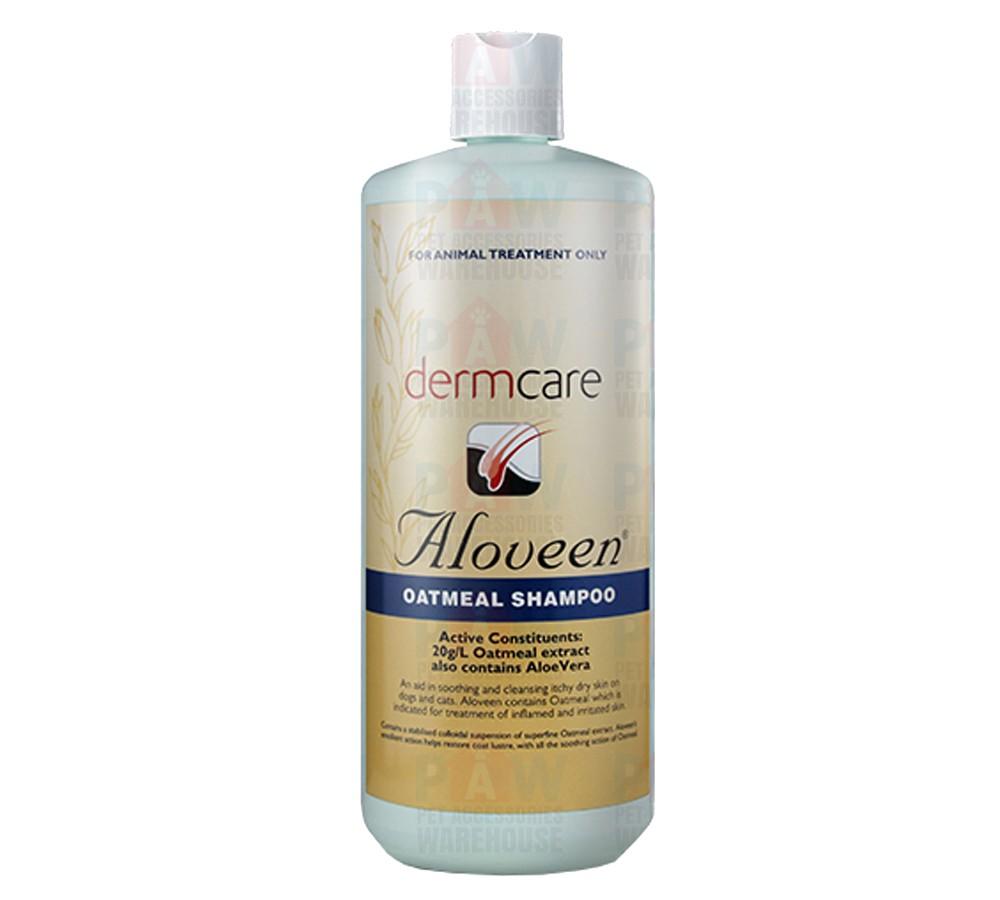 Dermcare Aloveen Oatmeal Shampoo 1000ml