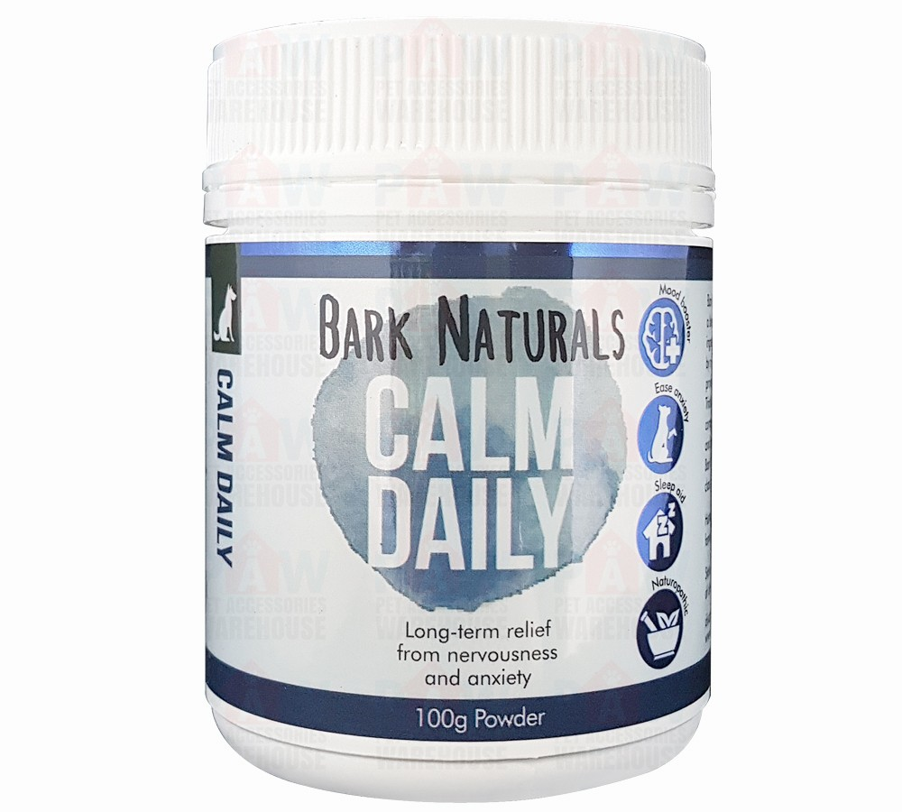 Bark Naturals Calm Daily 100gm