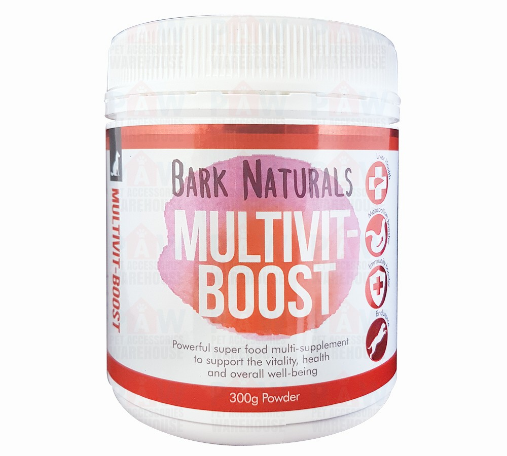 Bark Naturals MultiVit Boost 300gm