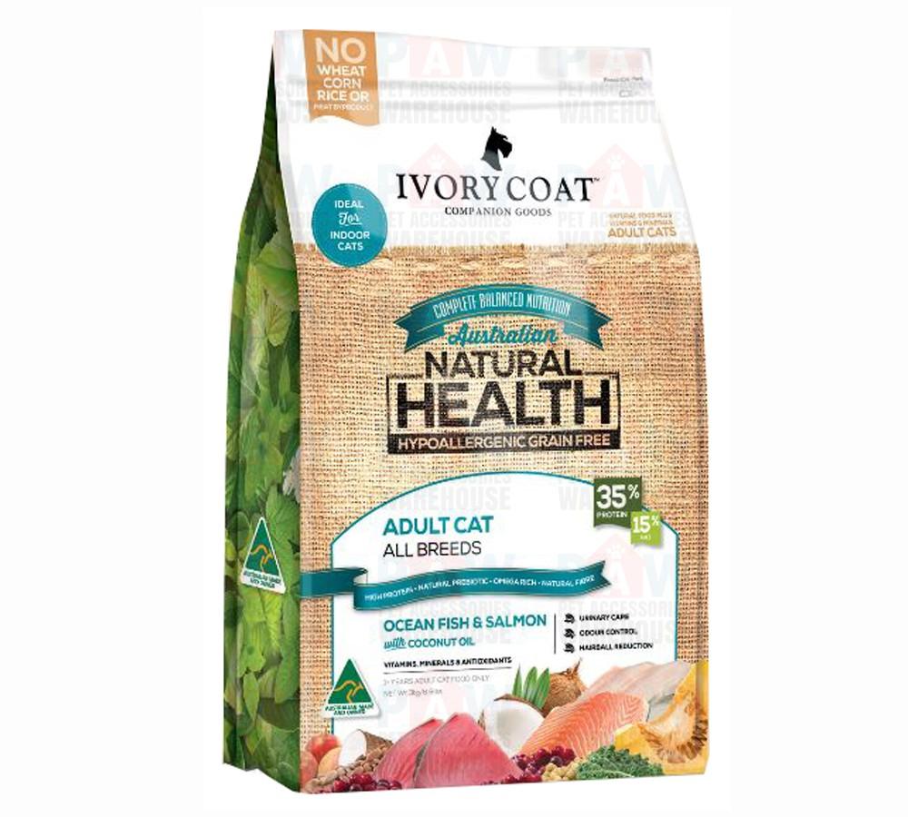 Ivory Coat Grain Free Ocean Fish 3kg
