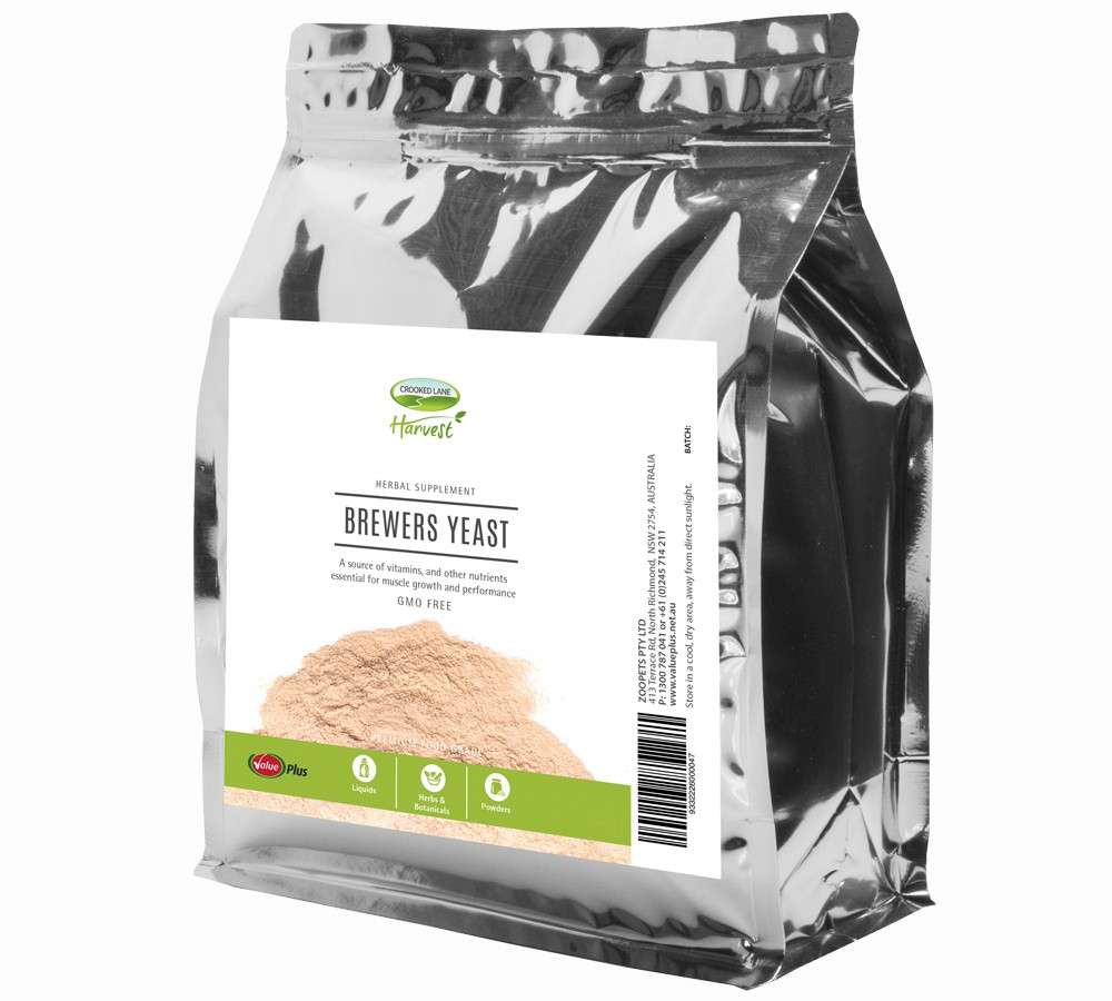 Crooked Lane Harvest - Brewers Yeast 2kg