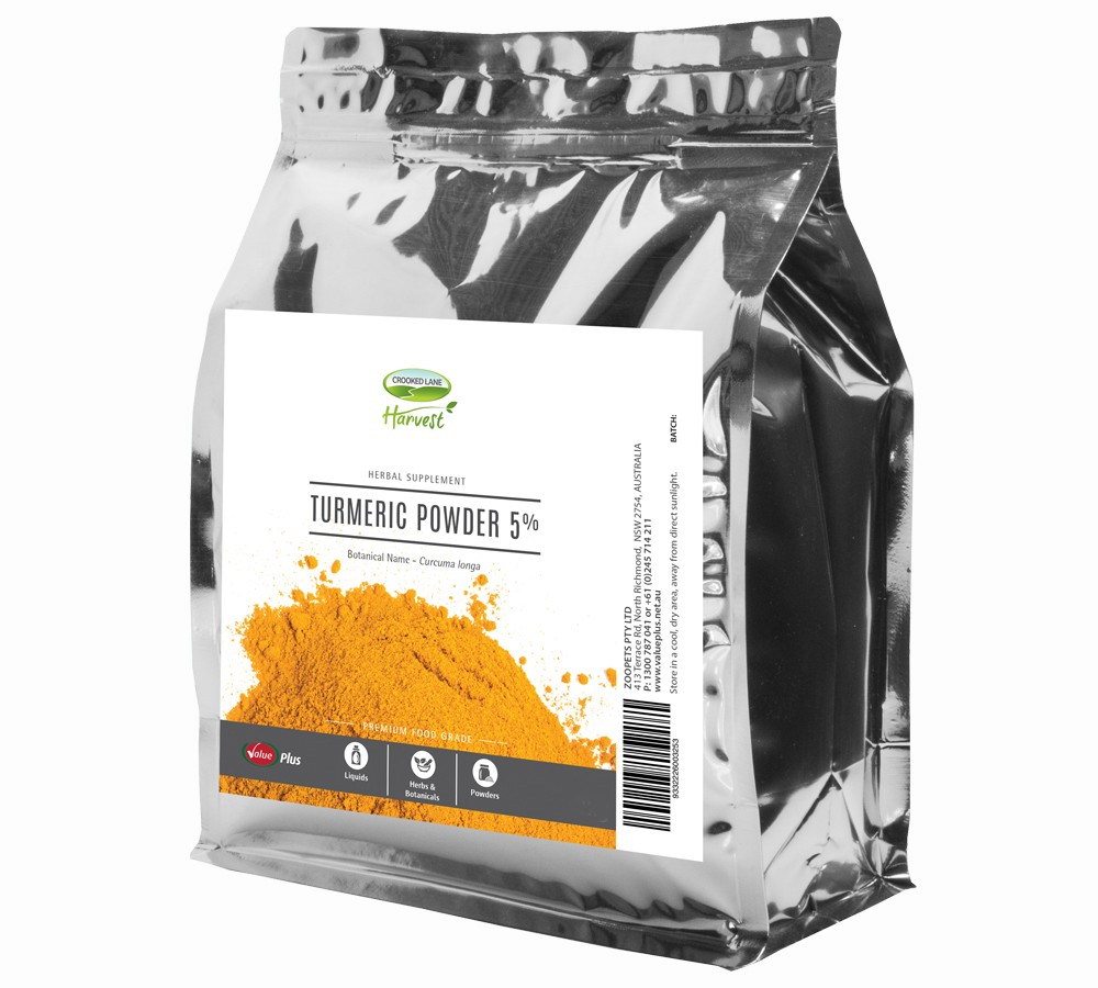 Crooked Lane Harvest - Turmeric Powder 1kg