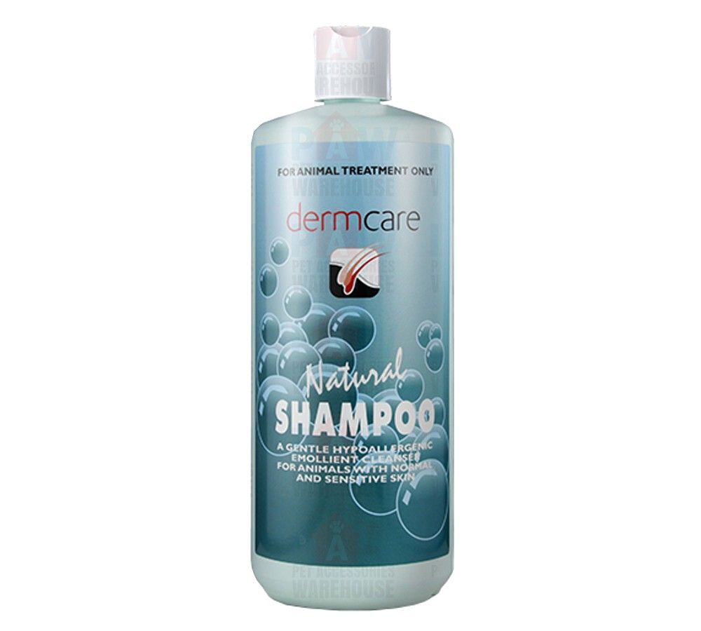 Dermcare Natural Shampoo 1000ml