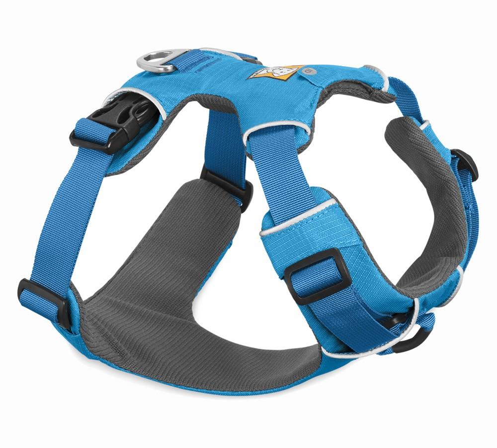 Ruffwear Front Range Harness Blue Dusk - Small