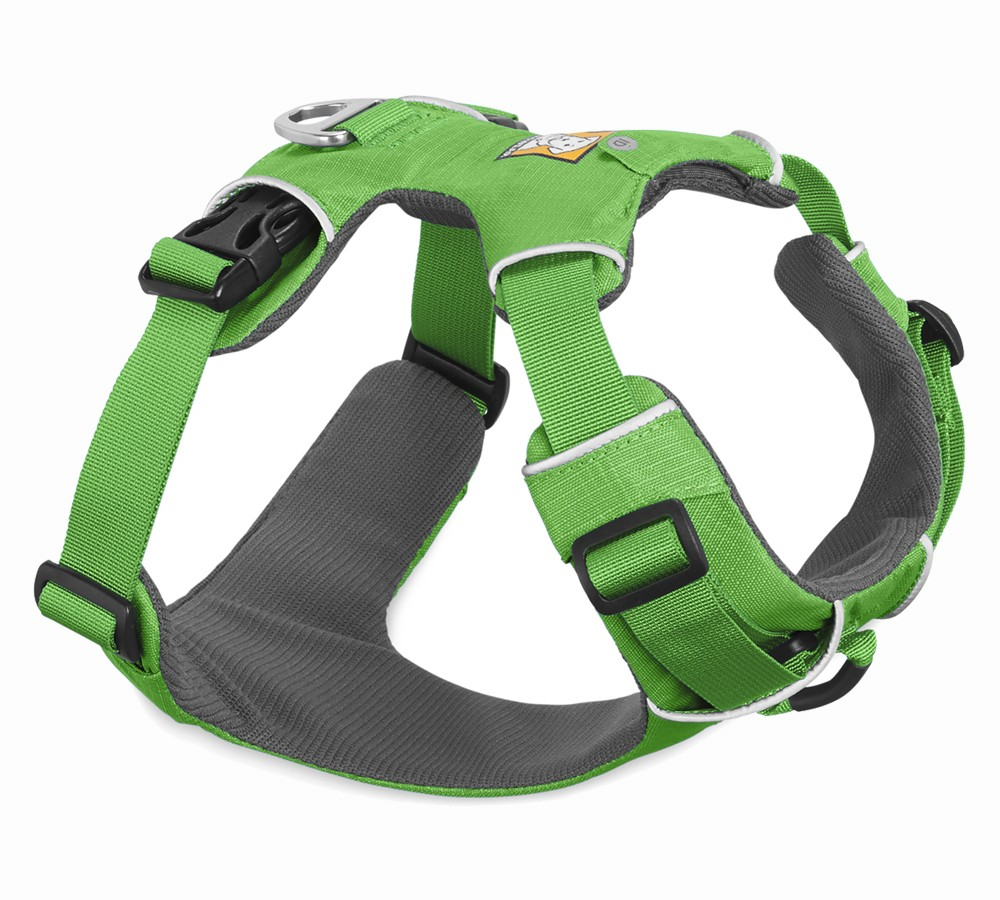 Ruffwear Front Range Harness Meadow Green - Large