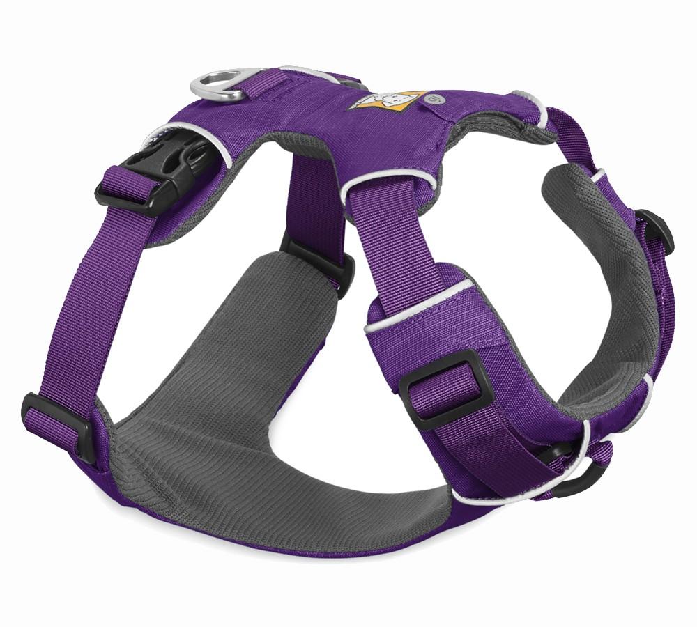 Ruffwear Front Range Harness Tillandsia Purple - Large