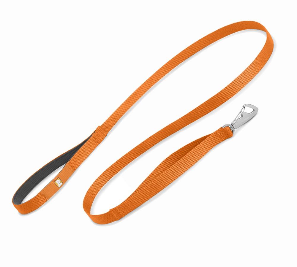 Ruffwear Front Range Leash Orange Poppy