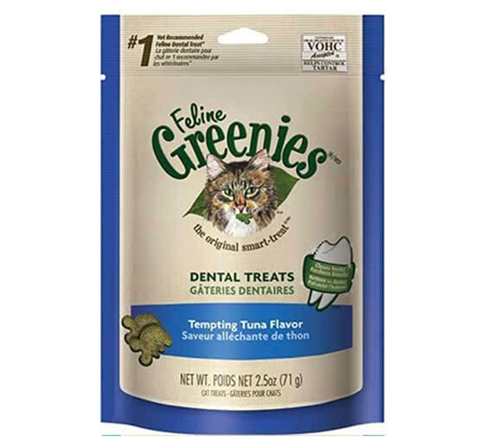 Greenies for Cats Tuna 71gm