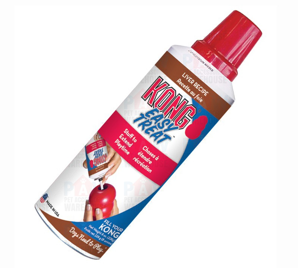 Kong Easy Treats Adult Paste Liver