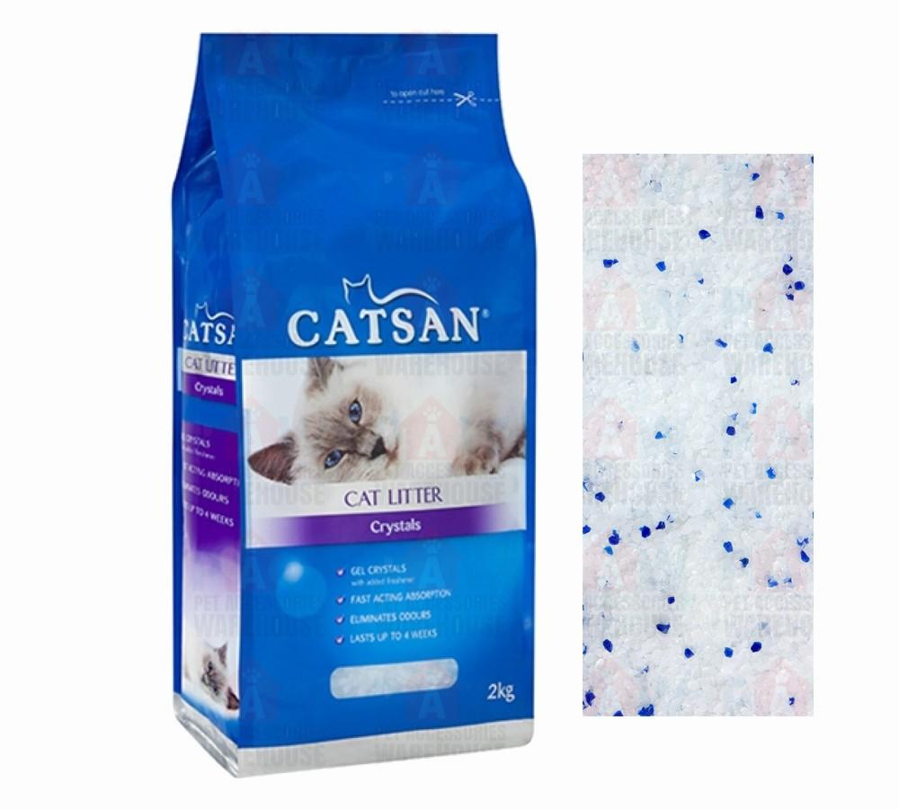 Catsan Kitty Litter Cyrstals 2kg