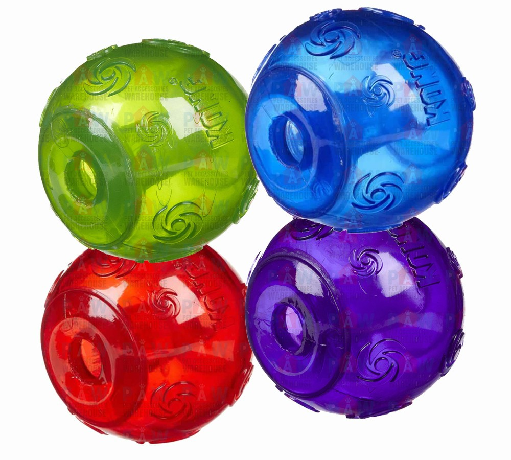 Kong Squeezz Ball Large - Various Colours