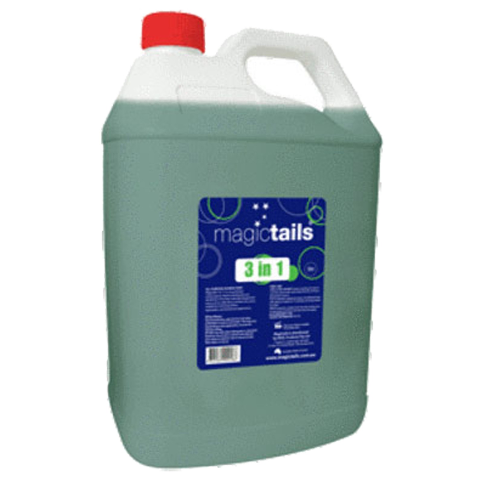 MagicTails 3 In 1 Disinfectant 5 Litre