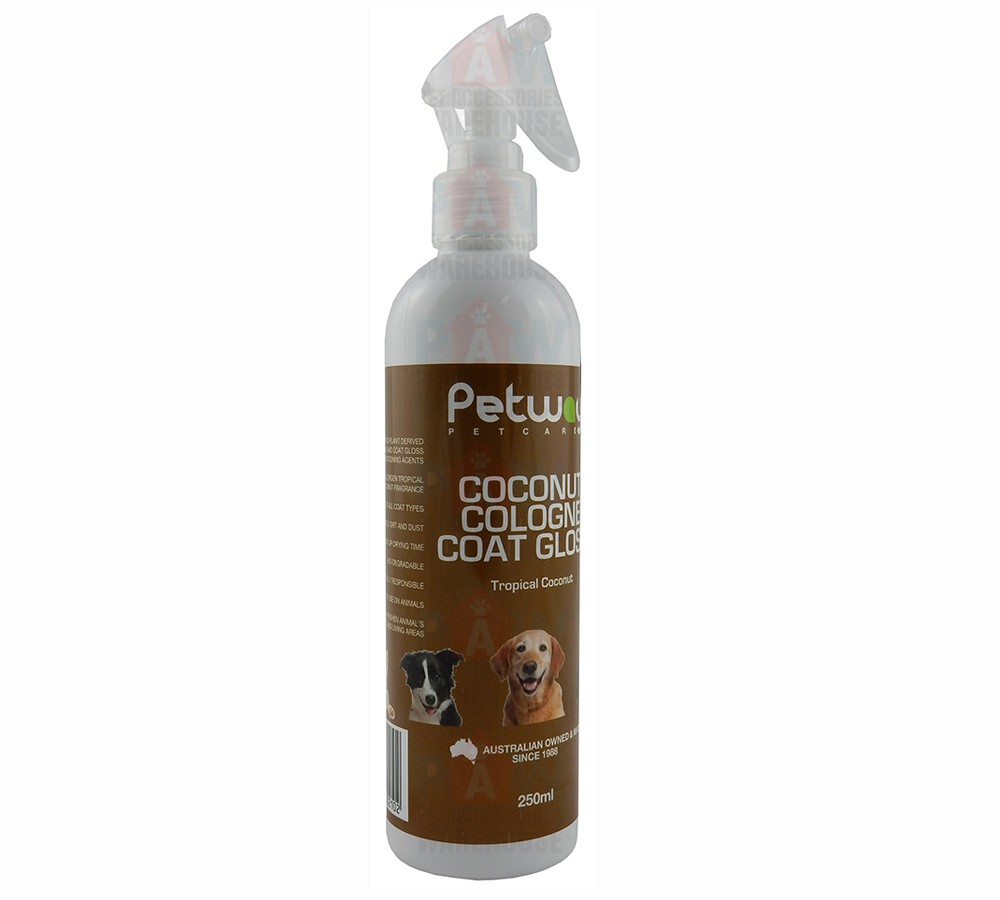 Petway Coconut Cologne 250ml