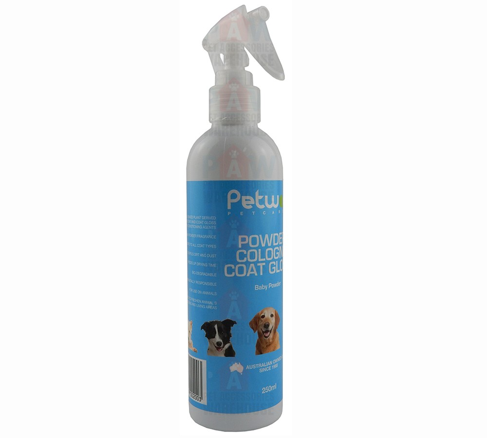 Petway Powder Cologne 250ml