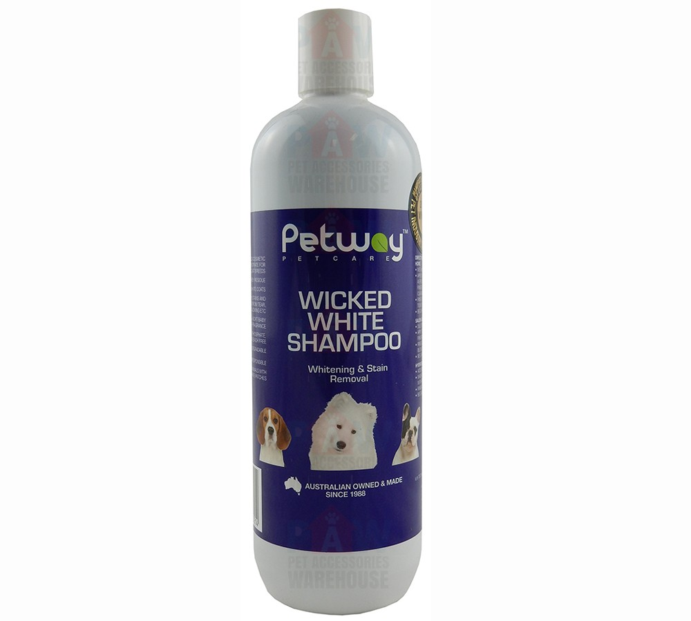 Petway Wicked White Shampoo 500ml
