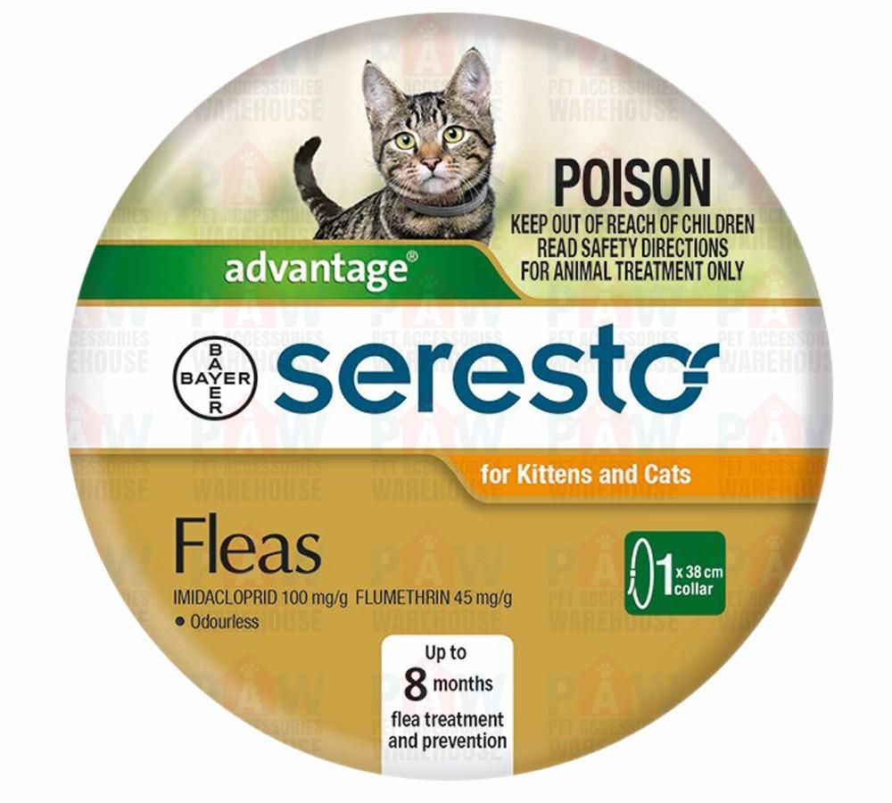 Advantage Seresto Flea Collar - Cats & Kittens