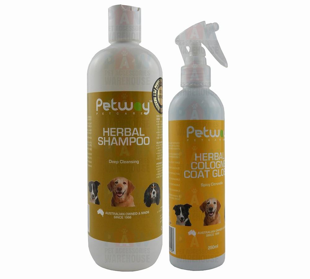 Petway Herbal Grooming Kit