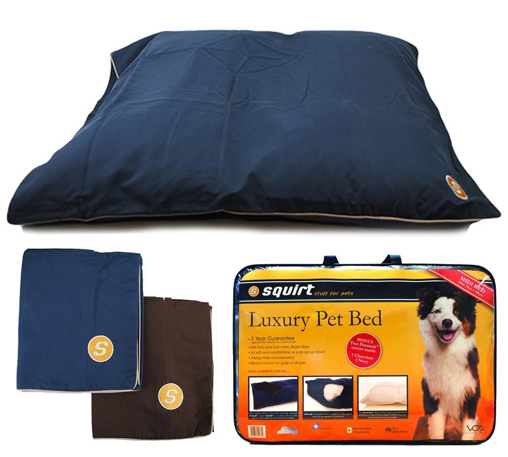 Squirt Luxury Pet Bed Midi 70cm x 110cm