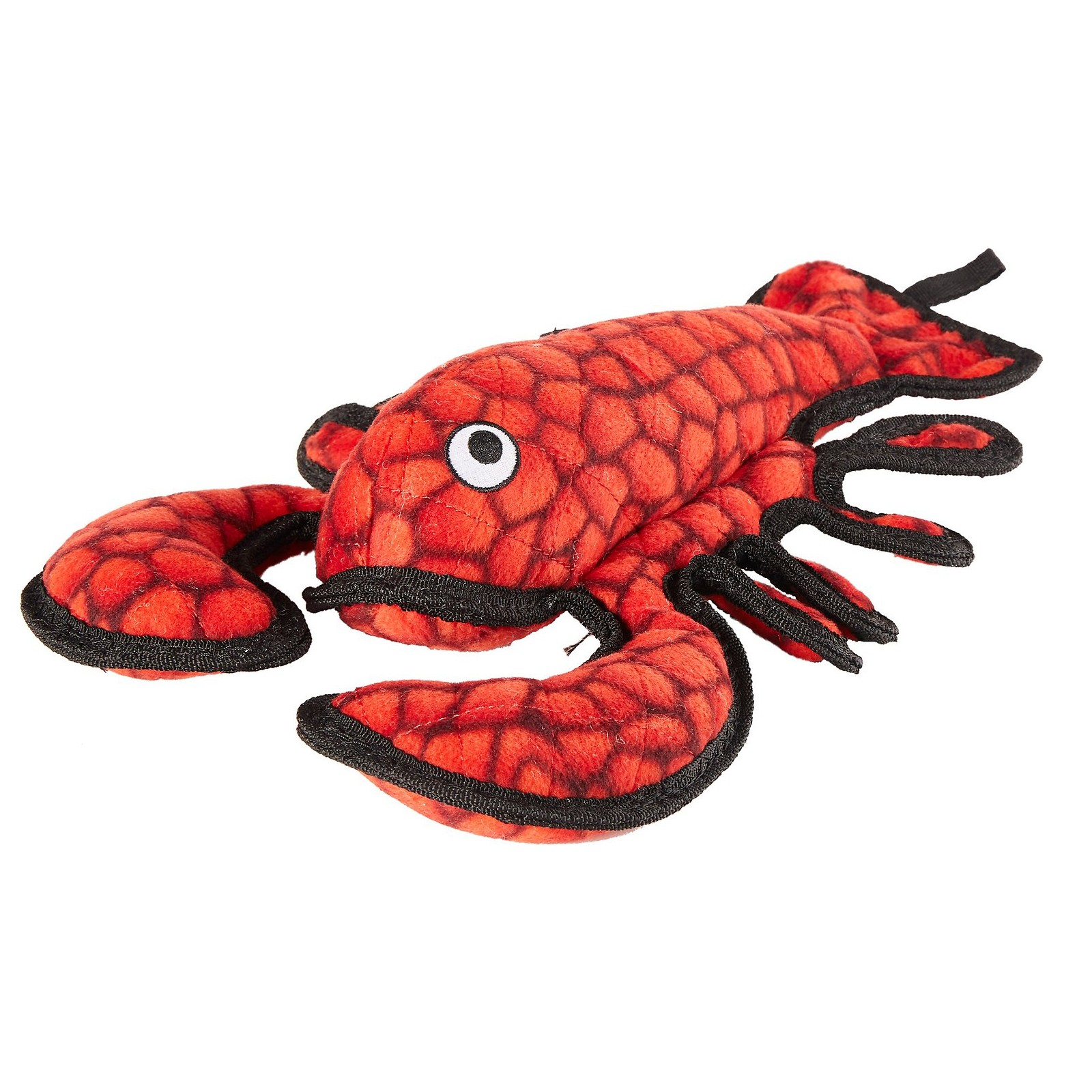 Tuffy Ocean JR Lobster Tough Soft Toy for Dogs