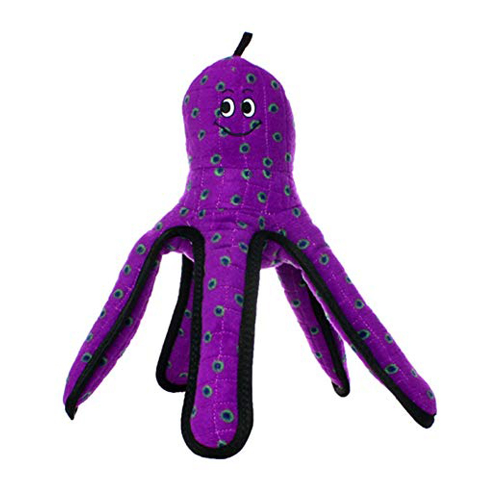 Tuffy Ocean Octopus Tough Soft Toy for Dogs