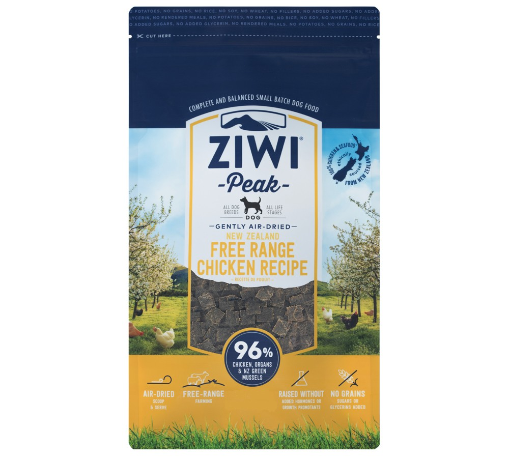 Ziwipeak for Dogs Air Dried Chicken Cuisine 1kg