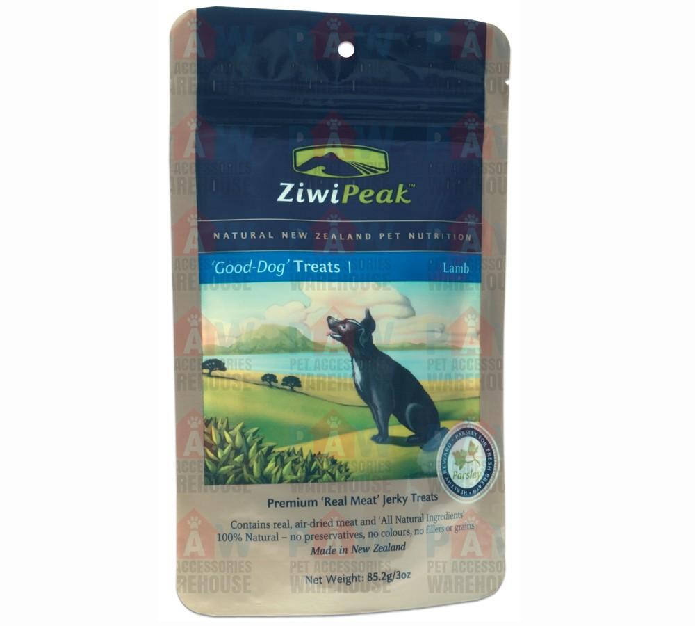 Ziwipeak Daily Dog Air Dried Treats Lamb 85gm