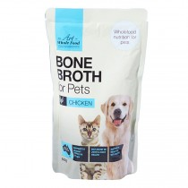 Australian Chicken Bone Broth for Dogs and Cats 500gm
