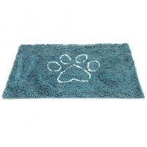 Dirty Dog Doormat Small 41cm x 58cm - Blue