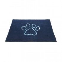 Dirty Dog Doormat Medium 51cm x 79cm - Blue