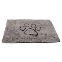 Dirty Dog Doormat Large 66cm x 89cm - Grey