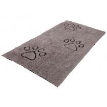 Dirty Dog Doormat Runner 76cm x 152cm - Grey