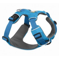Ruffwear Front Range Harness Blue Dusk - Medium