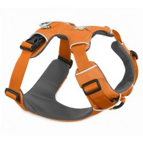 Ruffwear Front Range Harness Orange Poppy - Large