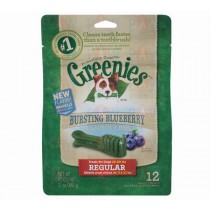 Greenies for Dogs Blueberry Regular Size - 340gm
