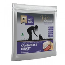 Meals For Meows Kangaroo & Turkey 2.5kg