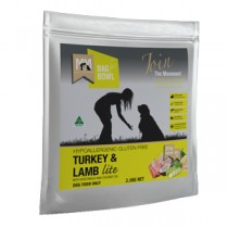 Meals For Mutts Lite Turkey & Lamb Low Fat 2.5kg