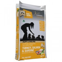 Meals For Mutts Puppy Turkey, Salmon & Sardine 20kg