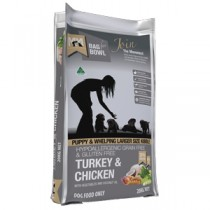 Meals For Mutts Puppy Grain Free Turkey & Chicken 20kg