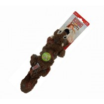 Kong Scrunch Knot Squirrel Large