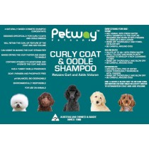 Petway Curly Coat & Oodle Shampoo 250ml