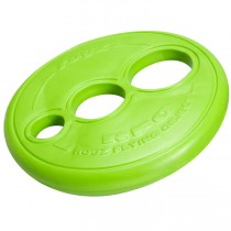 Rogz RFO Frisbee for Dogs - Lime