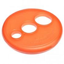 Rogz RFO Frisbee for Dogs - Orange