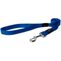 Rogz Utility Lead For Dogs - Fanbelt 20mm 1.4mtr - Blue
