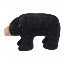 Tuffy Zoo Bear Tough Soft Toy for Dogs