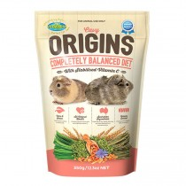 Vetafarm Cavy Origins 1.5kg Balanced Diet for Guinea Pigs