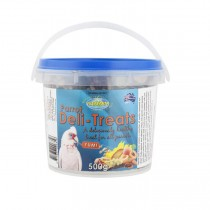 Vetafarm Parrot Deli Treats for Birds 500gm