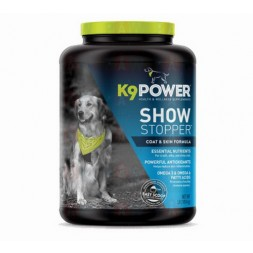 K9 Power Show Stopper Coat & Skin Formula 450gm