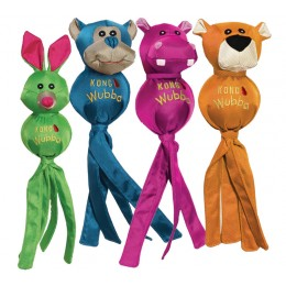 Kong Wubba Ballistic Friends Large - Various Colours