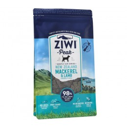 Ziwipeak for Dogs Air Dried Mackerel & Lamb Cuisine 4kg